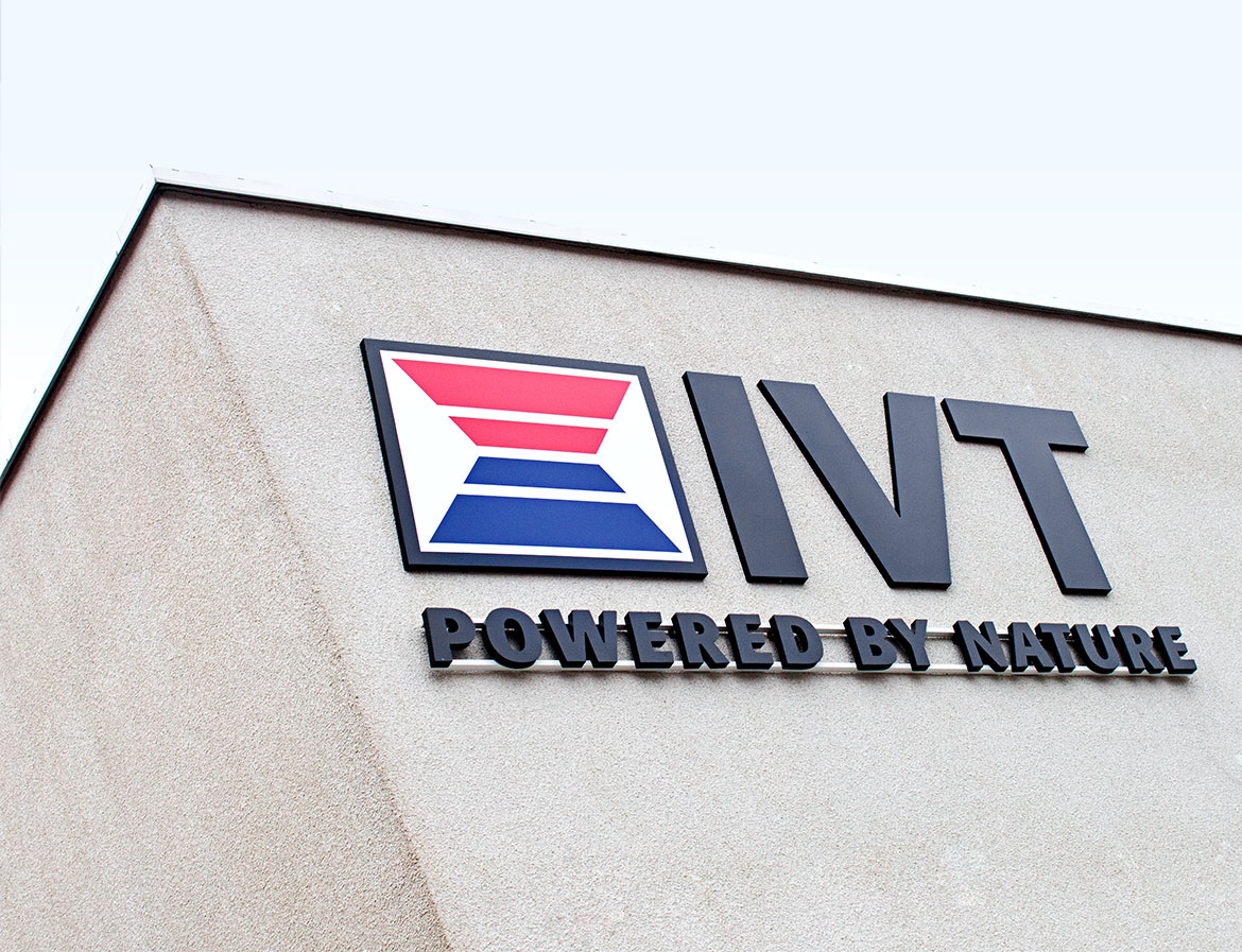 IVT VÄrmepumpar - Powered by nature