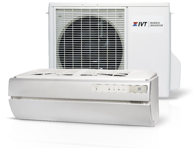 Luft/luft värmepumpar ger sänkt värmekostnad. Välj en luftvärmepump!